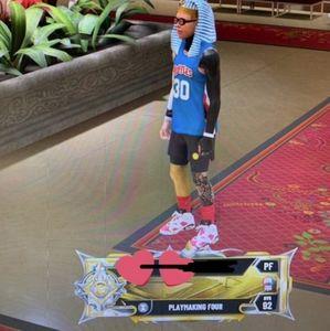 NBA 2k20 Legend Account